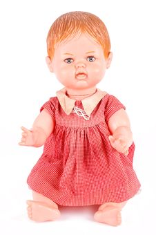 Free Antique Doll Royalty Free Stock Photos - 19178418