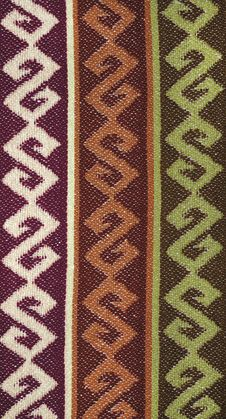 Free Traditional Turkish Rug Royalty Free Stock Image - 19178496