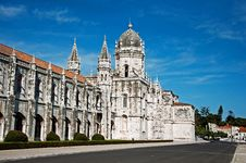 Free Castle Lisbon Royalty Free Stock Photo - 19178705