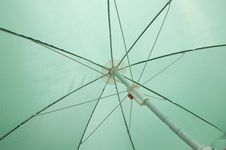 Free Beach Umbrella Royalty Free Stock Image - 19178926