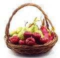 Free Fruit Basket Stock Photography - 19181892