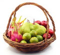 Free Fruit Basket Stock Images - 19181914