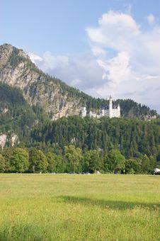 Free Neuschwanstein Castle Stock Image - 19180481