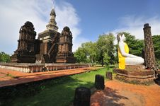 Free Siam Ancient Pagoda 2 Royalty Free Stock Photos - 19180608