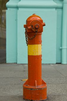 Free Fire Hydrant Stock Photography - 19180742