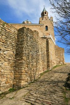 Free Medieval Church In Europe Stock Image - 19181381
