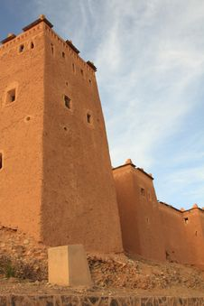 Free Kasbah Ourzazate Stock Photos - 19181533