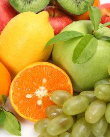 Ripe Fruit Royalty Free Stock Photos