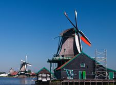 Free Wind Mill Stock Photography - 19183762