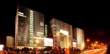 China Petroleum Building Stock Image