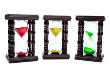 Free Colored Hourglass Stock Photos - 19184343