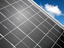Free Solar Panel Stock Photos - 19186993