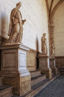 Free Roman Statues Royalty Free Stock Photos - 19187068