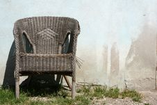 Free Old Chair Royalty Free Stock Images - 19187509