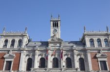 Free Municipality Of Valladolid, Spain Royalty Free Stock Photography - 19187827