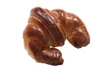 Free Toasted Croissant Stock Images - 19187844