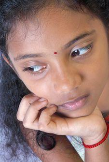 Free Indian Teenage Girl Stock Images - 19188204