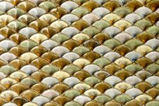 Free Shell Mosaic Background Royalty Free Stock Photos - 19188468