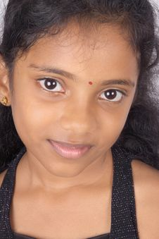 Free Indian Teenage Girl Royalty Free Stock Photography - 19189627