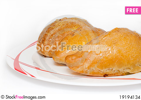 Free Baked Pies Stock Images - 19194134