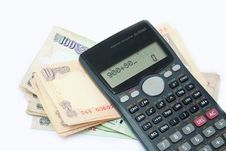 Free Monetary Calculations Stock Photo - 19190300