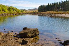 Free Tasmanian River Royalty Free Stock Photo - 19192005