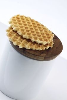 Free Waffles Stock Photo - 19192090