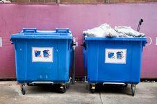 Free Public Garbage Stock Photos - 19192313