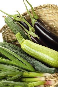 Free Fresh Vegetables Stock Image - 19193371