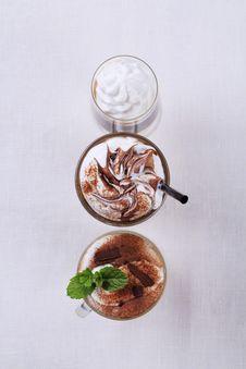 Free Coffee Drinks Stock Image - 19193701
