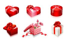 Free Gift Boxes Royalty Free Stock Images - 19194549