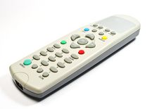 Free TV Remote Control Stock Image - 19195051