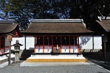 Fushimi Inari Taisha Royalty Free Stock Images
