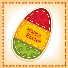 Free Happy Easter 5 Stock Photography - 19195242
