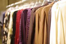 Silk Shirt Royalty Free Stock Images