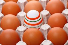 Free Easter Eggs Royalty Free Stock Image - 19195406