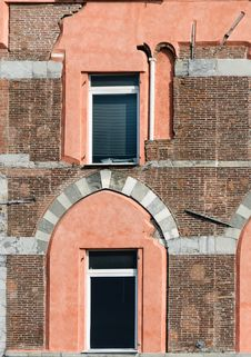 Windows And Arches Stock Images