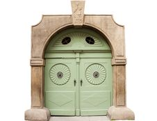 Free Antique Doors Royalty Free Stock Photos - 19196848