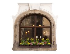 Free Ancient Windows Royalty Free Stock Photo - 19196905