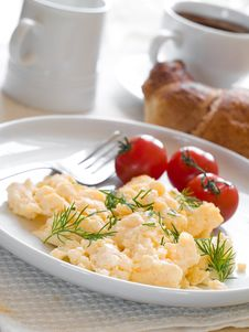 Free Breakfast Stock Image - 19197361