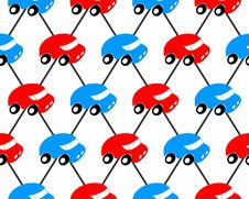 Free Automobile Pattern. Royalty Free Stock Image - 19199786