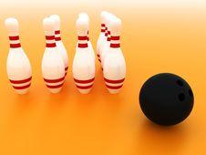 Free Bowling Stock Image - 19199801