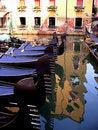 Free Gondolas In Venice Royalty Free Stock Photo - 1920185