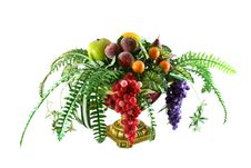Fruit Assortment Stock Images