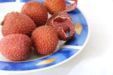 Free Lychees Royalty Free Stock Image - 1920856
