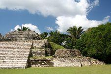 Free Maya Temple Stock Images - 1921054