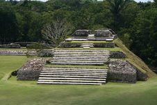 Free Maya Pyramid Stock Image - 1921371