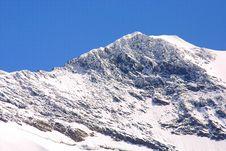 Free Summit Dreiherrenspitz- Alpine View Royalty Free Stock Images - 1923079