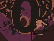 Free Typography Grunge Background Stock Photo - 1923710
