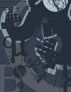 Free Typography Grunge Background Stock Photos - 1923883